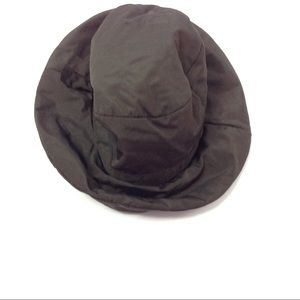Nine West Accessories - Nine West Packable Fedora Hat Brown